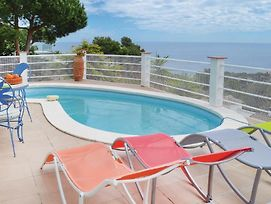 Holiday Home Blanes With Fireplace 03 photos Exterior
