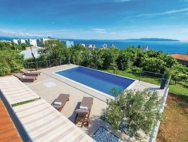Four Bedroom Holiday Home In Rijeka photos Exterior