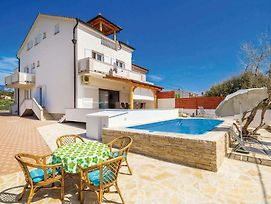 Five Bedroom Holiday Home With Sea View In Barbat photos Exterior