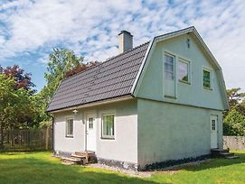 Four Bedroom Holiday Home In Visby photos Exterior