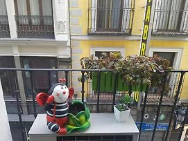 Studio In Madrid, With Wonderful City View, Balcony And Wifi photos Exterior
