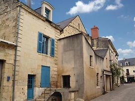 One-Bedroom Holiday Home In Fontevraud L'Abbaye photos Exterior