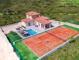 Four Bedroom Holiday Home Debeljak With An Outdoor Swimming Pool 08 photos Exterior
