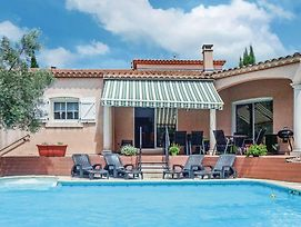 Four Bedroom Holiday Home In Lamalou Les Bains photos Exterior