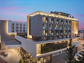 Doubletree By Hilton Antalya City Centre photos Exterior
