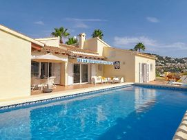 Cozy Villa In Moraira With Swimming Pool photos Exterior