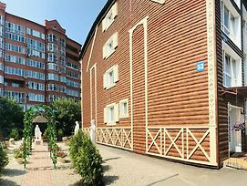 Art Plaza Hotel Tomsk photos Exterior