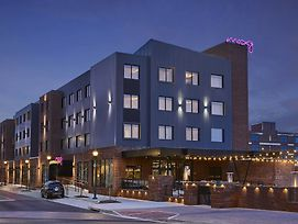 Moxy Chattanooga Downtown photos Exterior