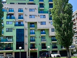 Athena Mamaia Center Apartments photos Exterior