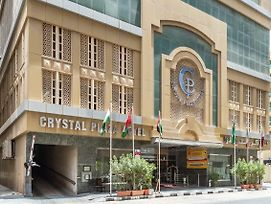 Oyo 122 Crystal Plaza Hotel photos Exterior