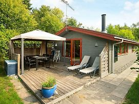 Three-Bedroom Holiday Home In Ebeltoft 27 photos Exterior