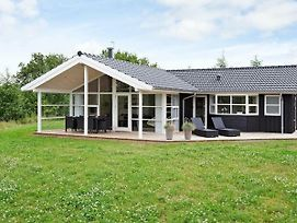Three-Bedroom Holiday Home In Glesborg 38 photos Exterior