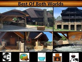Best Of Both Worlds Cabin photos Exterior