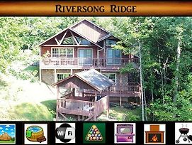 Riversong Ridge Cabin photos Exterior