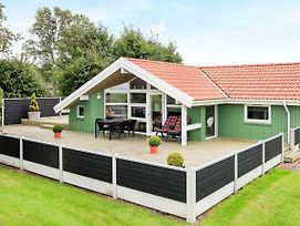 Three-Bedroom Holiday Home In Otterup 6 photos Exterior