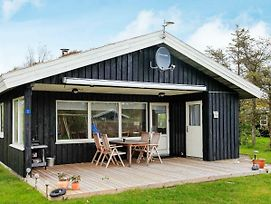 Three-Bedroom Holiday Home In Blokhus 15 photos Exterior