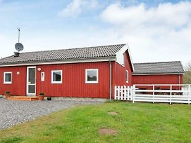 Three-Bedroom Holiday Home In Ebeltoft 38 photos Exterior