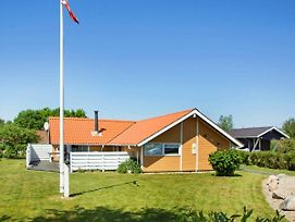 Three-Bedroom Holiday Home In Hemmet 76 photos Exterior