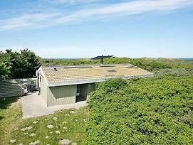 Three-Bedroom Holiday Home In Lokken 72 photos Exterior