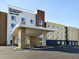 Fairfield Inn & Suites By Marriott Martinsburg photos Exterior