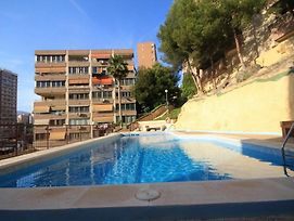 Apartment With One Bedroom In Benidorm, With Wonderful Sea View, Pool photos Exterior