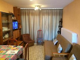 Studio In Salou, With Wonderful Sea View And Furnished Terrace - 100 M photos Exterior