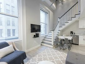 Loft Style 2Br In Downtown Crossing By Sonder photos Exterior
