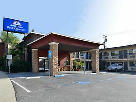 Americas Best Value Inn Pasadena Arcadia photos Exterior