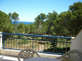 Apartment With 2 Bedrooms In L'Escala, With Wonderful Sea View, Pool A photos Exterior
