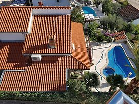 Villa With 4 Bedrooms In Seget Vranjica, With Wonderful Sea View, Priv photos Exterior