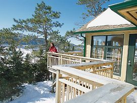 Sepaq - Chalets Additional Night Aventure Package Moose Watching No Activities photos Exterior