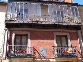 Apartment With One Bedroom In Salamanca, With Wifi photos Exterior