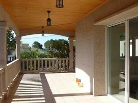 House With 5 Bedrooms In Ametllia De Mar, With Private Pool And Enclosed Garden - 2 Km From The Beac photos Exterior