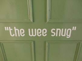 The Wee Snug photos Exterior