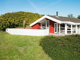 Three-Bedroom Holiday Home In Ebeltoft 22 photos Exterior