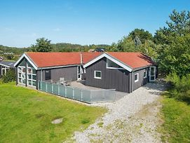 Three-Bedroom Holiday Home In Ebeltoft 25 photos Exterior