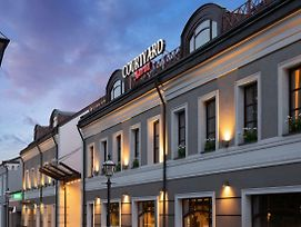 Courtyard By Marriott Moscow City Center photos Exterior