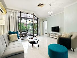 Oasis In The Heart Of The City 5Min To Klcc photos Exterior