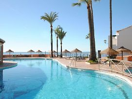 Dona Lola Claudia - 1 Bedroom Fully Equiped Apartment Withing Only Few Metters To The Beach Of Calahonda - Mijas Costa - Costa Del Sol - Cs106 photos Exterior