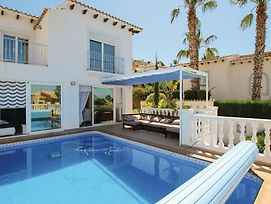 Awesome Home In Altea W/ Wifi, Outdoor Swimming Pool And 4 Bedrooms photos Exterior