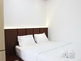 Bright & Cozy 2Br Apartment At Parahyangan Residence By Travelio photos Exterior