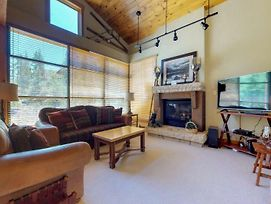 Keystone Ski Tip Town Homes 3 Bedroom Town House, Private Garage On Shuttle Route photos Exterior