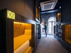 Cube Boutique Capsule Hotel @ Chinatown photos Exterior