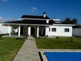 Chalet With 4 Bedrooms In Chiclana De La Frontera, With Private Pool And Furnished Terrace - 3 Km Fr photos Exterior