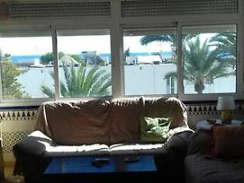 Apartment With 2 Bedrooms In Roquetas De Mar, With Furnished Terrace And Wifi - 200 M From The Beach photos Exterior
