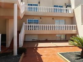 Apartment With 2 Bedrooms In Castillo Caleta De Fuste, Fuerteventura, With Pool Access, Furnished Te photos Exterior