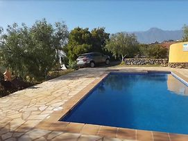 House With One Bedroom In Los Llanos With Wonderful Sea View Pool Access Furnished Garden photos Exterior