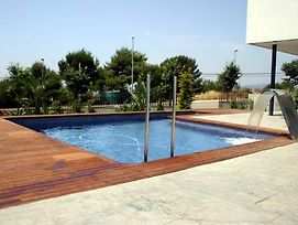 Villa With 5 Bedrooms In Calafell, With Wonderful Sea View, Private Pool, Enclosed Garden photos Exterior