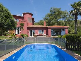 House With 4 Bedrooms In Tarifa, With Wonderful Sea View, Private Pool, Enclosed Garden - 12 Km From photos Exterior