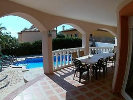 House With 5 Bedrooms In Mont-Roig Del Camp, With Wonderful Mountain View, Private Pool And Furnishe photos Exterior